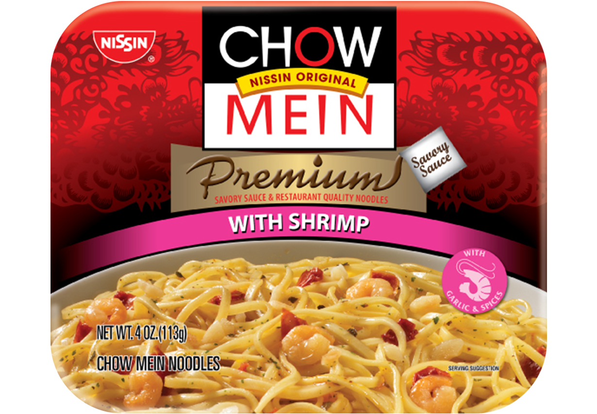 Chow Mein Shrimp