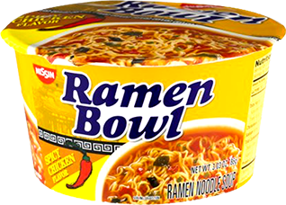 Ramen Bowl Spicy Chicken