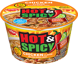 Hot Spicy Chicken Front 328X269