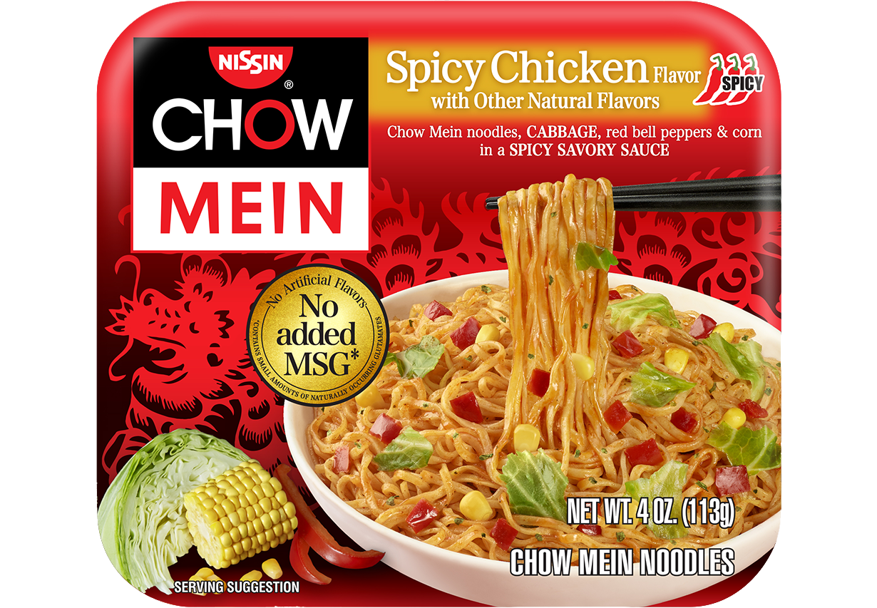 70662 08724 Chow Mein Spicy Chicken
