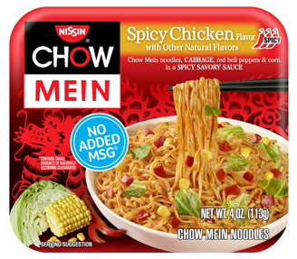Chow Mein Spicy Chicken Front 328X287