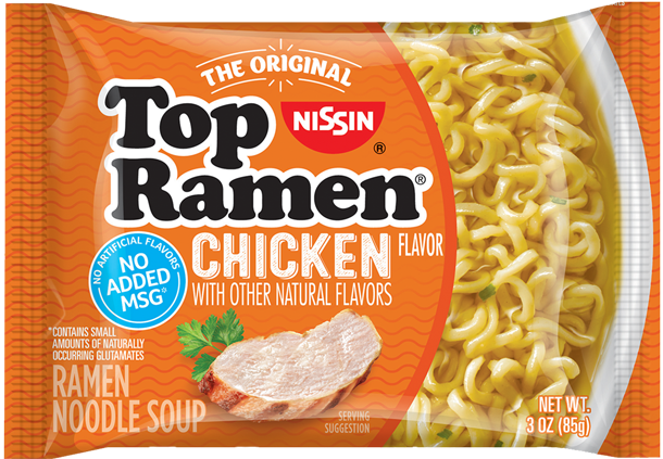 nissin top ramen all your favorite flavors