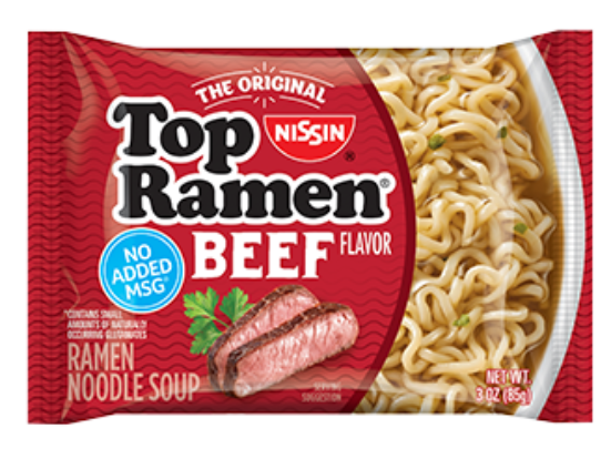 Top Ramen Beef Pillow Front 328X252